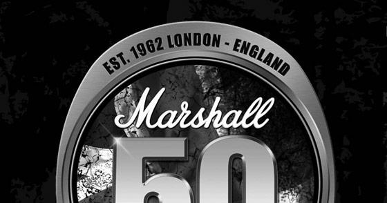 BEATFEST 2012 aneb 50let značky MARSHALL
