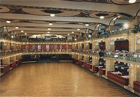 Koncert za mobil 6.9.2014 - Lucerna